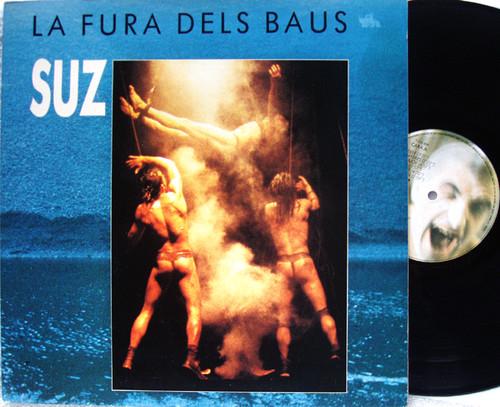 Experimental Art Rock - LA FURA DELS BAUS Suz  Vinyl 1987