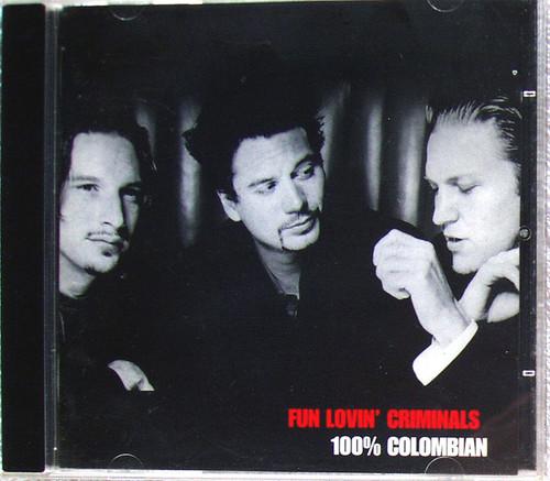 Downtempo - FUN LOVIN' CRIMINALS 100% Colombian CD 1998
