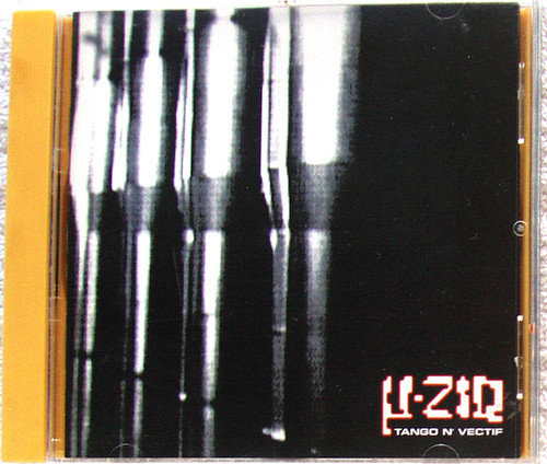 IDM Experimental -  µ-ZIQ Tango N' Vectif CD 2005