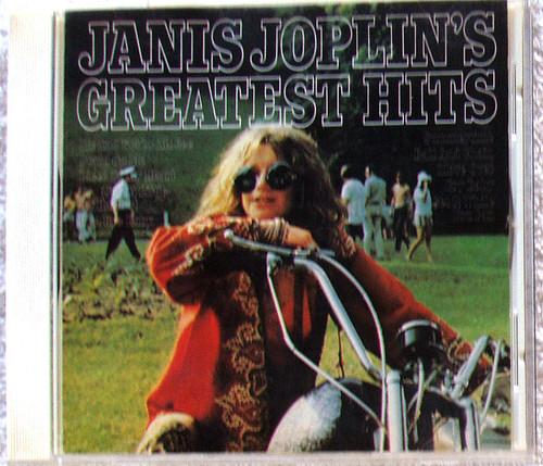 Blues Rock -  JANIS JOPLIN Greatest Hits CD 19xx (Reissue)