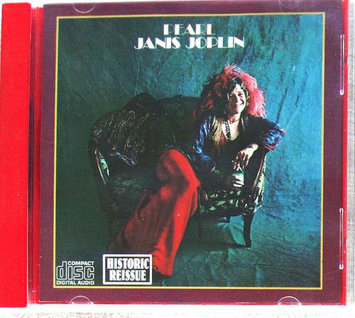 Blues Rock -  JANIS JOPLIN Pearl CD 19xx (Reissue)