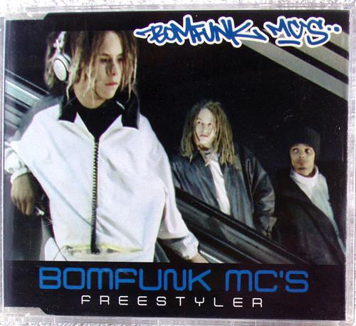 Breakbeat - BOMFUNK MC'S Freestyler CD 1999