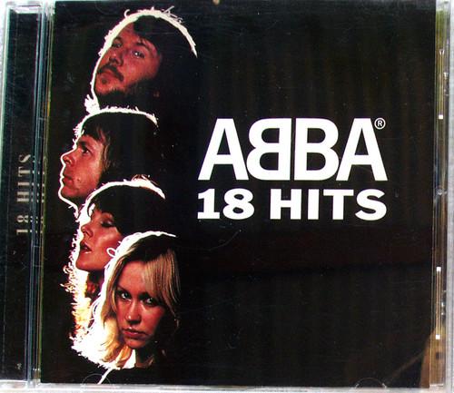 Disco Europop - ABBA 18 Hits Compilation CD 2005