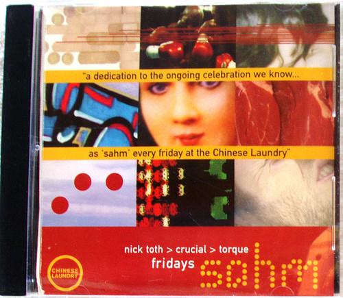 Dub House Drum N Bass - CHINESE LAUNDRY (SLIP INN) Sahm Compilation CD 1997
