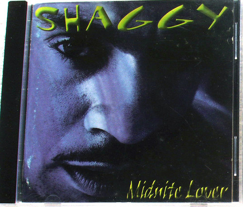 Reggae - SHAGGY Midnite Lover CD 1997