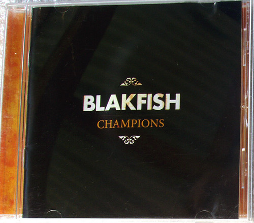Experimental Indie Rock - BLAKFISH Champions CD 2009