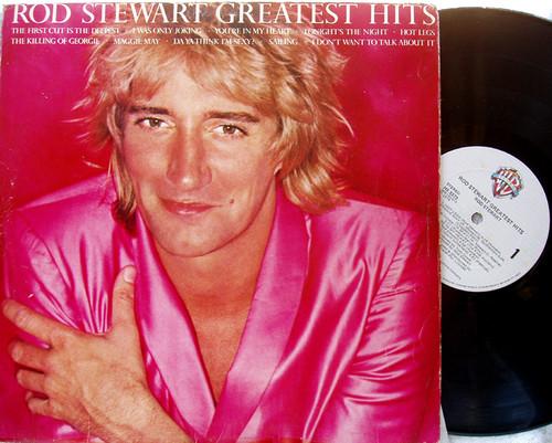 Pop Rock - ROD STEWART Greatest Hits Vinyl 1979