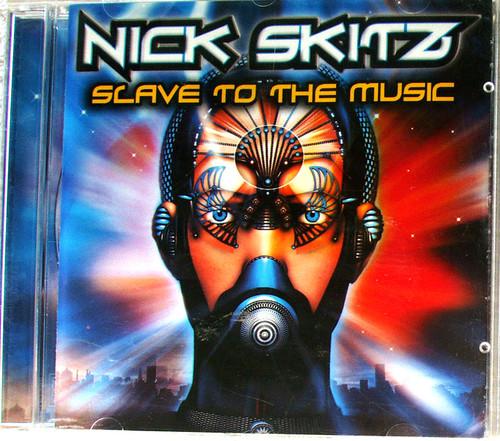 Euro House - NICK SKITZ Slave To The Music (Mixes) CD 2003