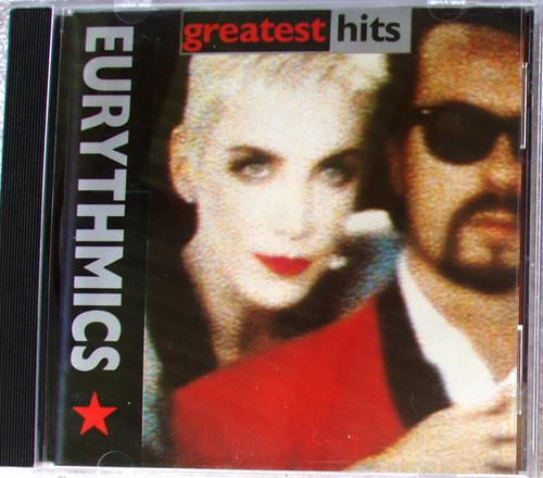 Pop Rock - EURYTHMICS Greatest Hits Compilation CD 1991