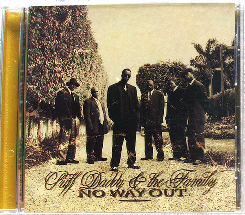 Classic Rap - PUFF DADDY & THE FAMILY No Way Out (Clean) CD 1997