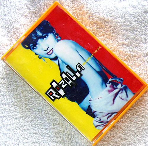 House - ROZALLA Everybody's Free (To Feel Good) Cassette Single 1991