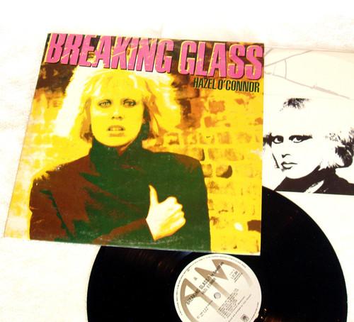 New Wave - Hazel O'Connor Breaking Glass Vinyl 1980