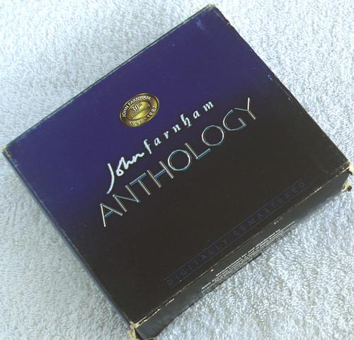 Pop Rock - JOHN FARNHAM Anthology 3x CD (Box Set) 1997