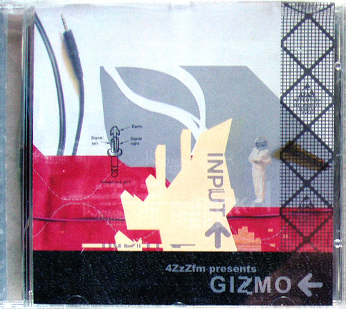 Electronica Experimental - GIZMO 4ZZZ Presents (Compilation) CD  2001