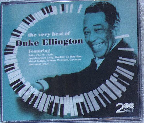 Big Band Blues Jazz - DUKE ELLINGTON The Very Best Of 2x CD 2004