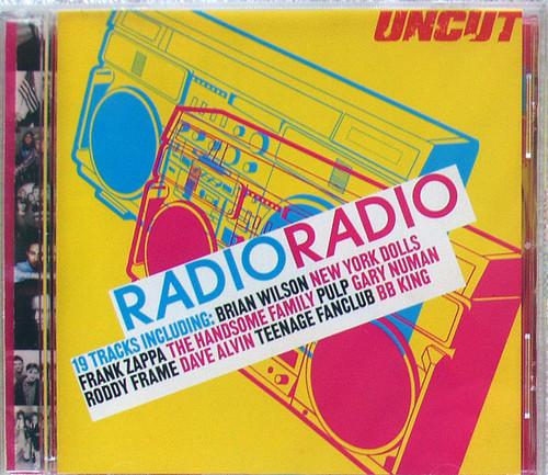 Alternative Rock Pop - UNCUT MAGAZINE Radio Radio Compilation CD 2002