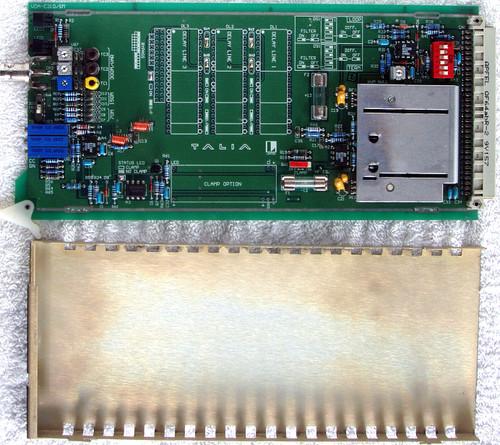 Broadcast TALIA Analog Video Distribution Amplifier Module VDA-SM