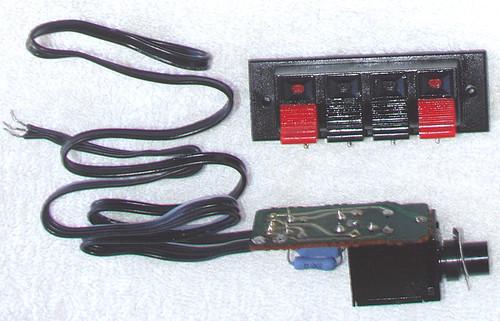 SPARE PART - MARANTZ Stereo Amplifier Model: PM 310 Output Connectors