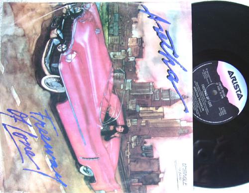 """Disco Synth Pop - ARETHA FRANKLIN Freeway Of Love 12"""" Vinyl 1985"""