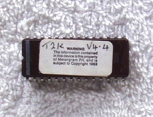 TARAPHONE (METERGRAM) EPROM (T2K Version 4.4) SPARE PART