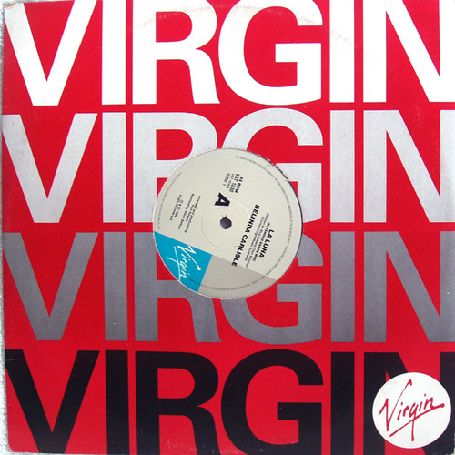 "Europop - BELINDA CARLISLE La Luna 12"" Vinyl 1989"