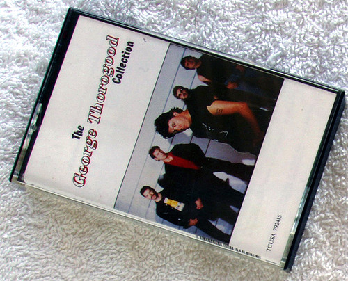 Blues Rock - GEORGE THOROGOOD The Collection Cassette 1989