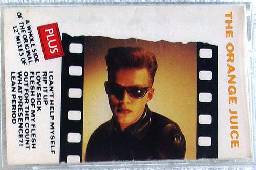 Indie Rock  - THE ORANGE JUICE (The Third Album)  Cassette 1984