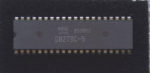 Integrated Circuit NEC D8279C-5 (Programmable Keyboard Display Driver) NOS