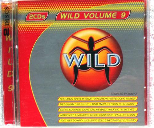 House Trance - WILD VOLUME 9 2x CD 1999