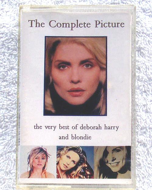 New Wave Synth Pop Disco  - DEBORAH HARRY/BLONDIE The Complete Picture Cassette 1991