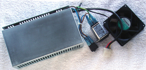 50W AUTEC SMPS Power Supply Model: UPS51-2002 Used Tested
