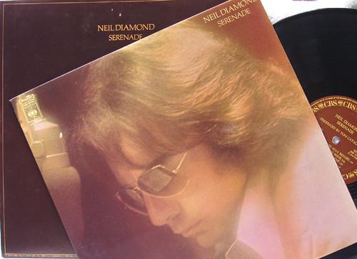 Soft Rock  - NEIL DIAMOND Serenade Vinyl 1974