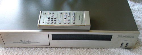 TECHNICS IR Central Remote Control System Component Model: SH-R808(XA)  WORKING GREAT!