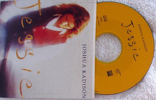 Pop Ballads - JOSHUA KADISON (Think Elton John) Jessie EP CD (Card Sleeve) 1993