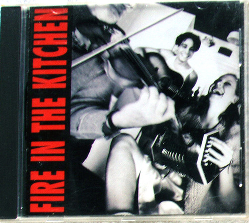 Celtic Folk  - THE CHIEFTAINS Fire In The Kitchen CD 1998