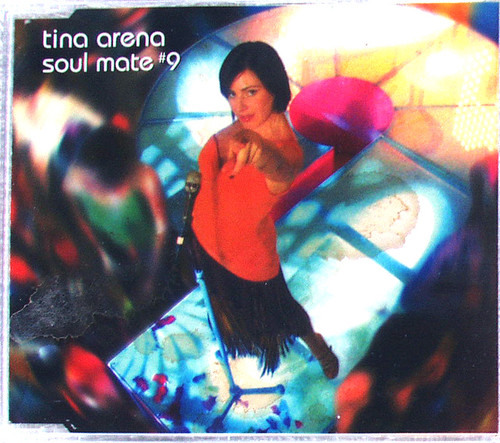 Downtempo Disco - TINA ARENA Soul Mate #9 CD Single 2001