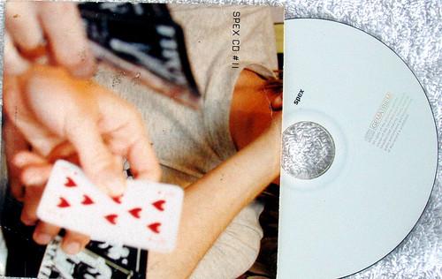Rock IDM Cut Up/DJ Downtempo - SPEX CD #11 (Compilation) CD (Card Sleeve) 2001