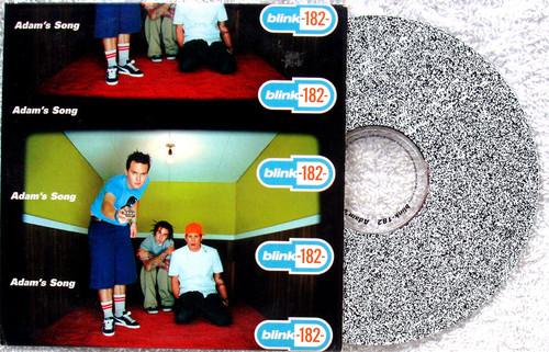 Punk Pop Rock - BLINK-182 Adam's Song CD Single (Card Sleeve) 2000