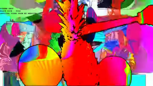 Experimental - BLACK DICE Mr. Impossible CD Advance Copy Plastic Sleeve 2012