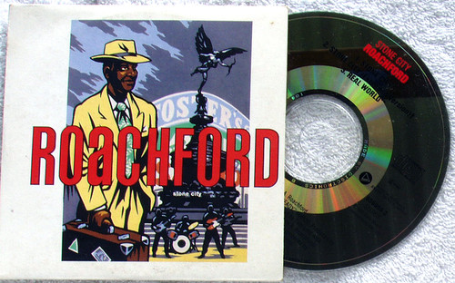 Funk Soul Rock - ROACHFORD Stone City CD Single (Card Sleeve) 1991