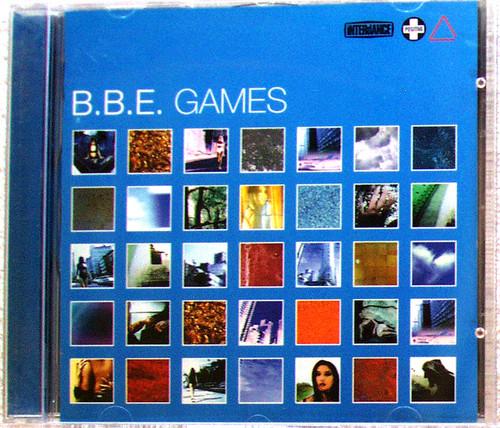 Trance Ambient Drum N Bass Techno - B.B.E. Games CD 1998