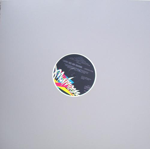 Rock - CHOSEN FEW Friends Foes & Firewood  NUDE  Vinyl 1990