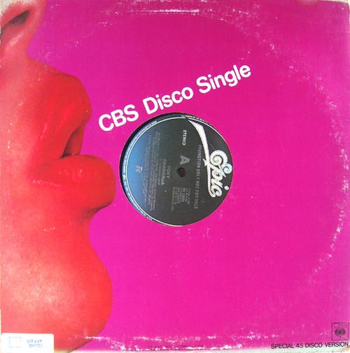 """Funk Disco - FOXY RRRRRRock 12""""  Vinyl (Promotional Release) 1979"""