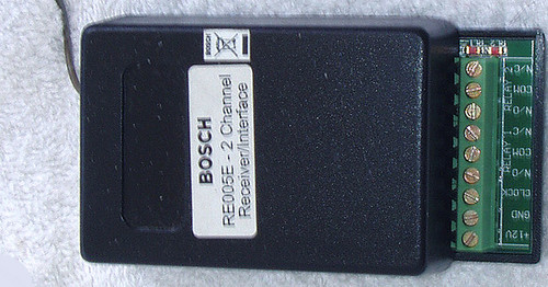 BOSCH 2 Channel 304Mhz Receiver Control Module RE005E