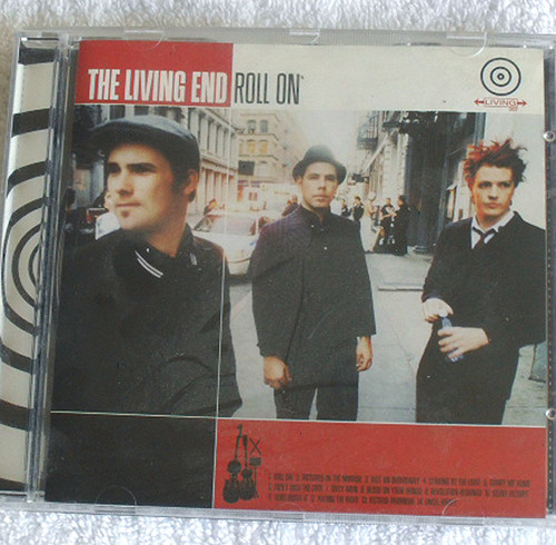 Aussie Ska Rock - The Living End - Roll On CD 2000