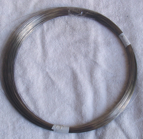Bright Shiny Stainless Steel Wire - very thin/strong approx. 50mtr