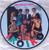 """New Wave Pop Rock - THE BELLE STARS Iko Iko 7"""" Picture Vinyl 1982"""