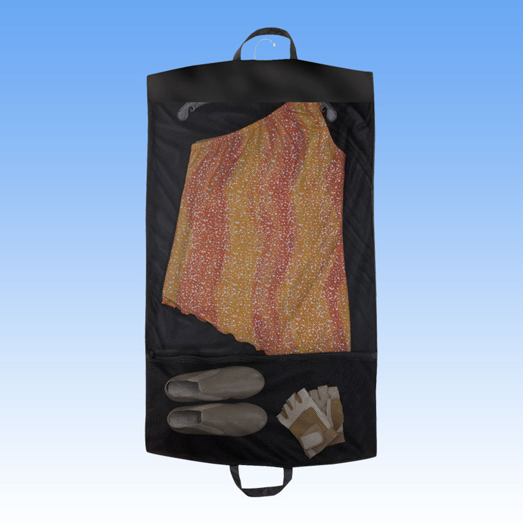 "44"" Aerator Mesh Back Garment Bag"