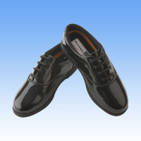 Patent Showstopper Marching Shoe