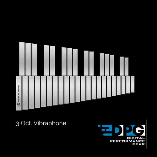 Vibraphone Practice Pad